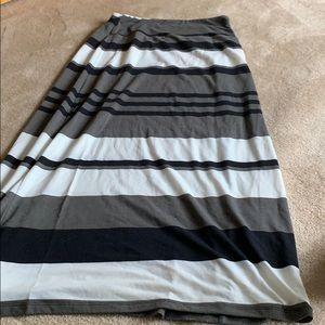 Target Maxi Skirt